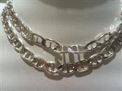 Silver Anchor Chain 925 Silver 15.1g